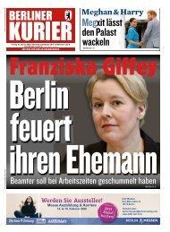 Berliner Kurier 10.01.2020