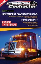 Independent Contractor - January 2020