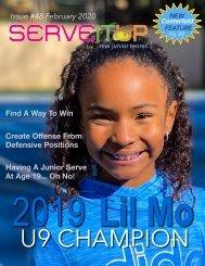 Serveitup Tennis Magazine #48