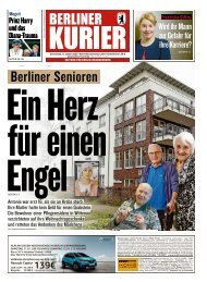 Berliner Kurier 11.01.2020