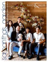 Bard & Muse FREE digital magazine: Home & Garden Issue 4 Jan/Feb