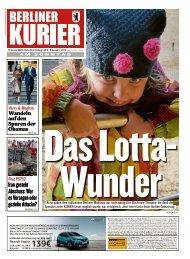 Berliner Kurier 12.01.2020