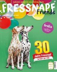 Fressnapf Friends 01/20