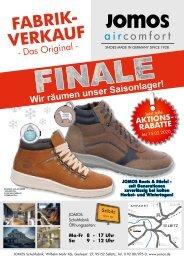 JOMOS Schuhfabrik - 18.01.2020