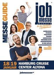 Der Messe-Guide zur 8. jobmesse hamburg