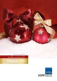 Sopp weihnachten 2020 englisch