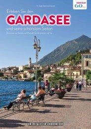 Erleben Sie den Gardasee und seine schönsten Seiten