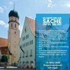 Hans Rehbehn - Ihr Bürgermeisterkandidat für Schongau - Seite 4
