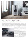 HECO-HOME Audio Katalog Deutsch - Page 6