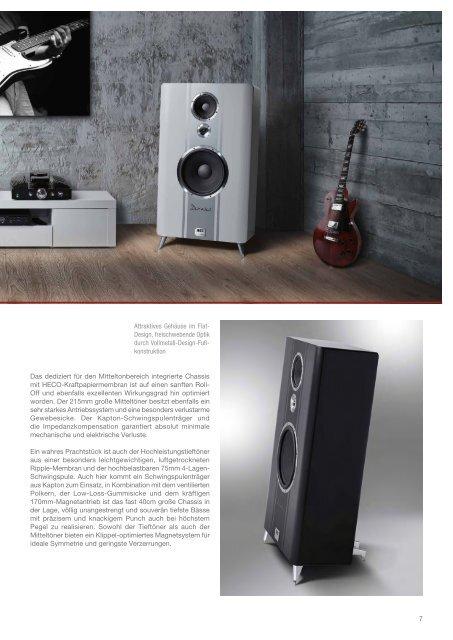 HECO-HOME Audio Katalog Deutsch