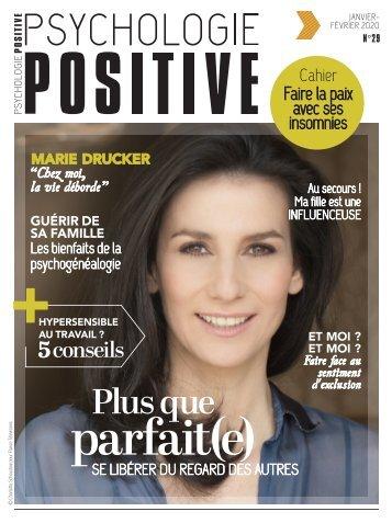 Psychologie Positive N°29
