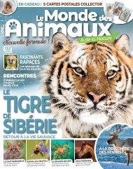 Feuilleteuse Le Monde des Animaux n°31