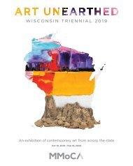 Wisconsin Triennial Brochure 2019