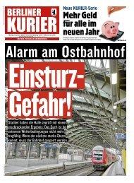 Berliner Kurier 13.01.2020