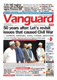 14012020 - 50 years after: Let's revisit issues that caused Civil War