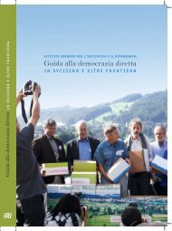 Guida alla democrazia diretta in Svizzera e oltre frontiera (2009)