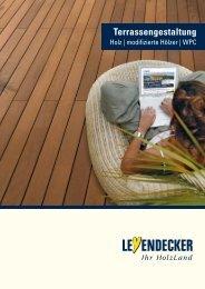 Leyendecker - Terrassengestaltung