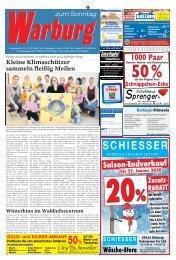 Warburg zum Sonntag 2020 KW 02