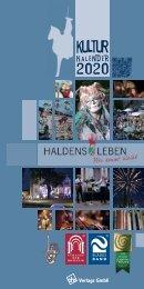 Kulturkalender Haldensleben 2020