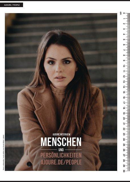 AJOURE´ Magazin Februar 2020
