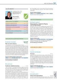 vhs-Programmheft 2/2012 Geeste