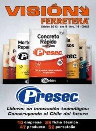 Revista Vision Ferretera Edic 16