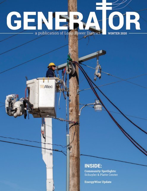Generator — Winter2020