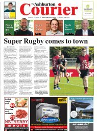 Ashburton Courier: January 16, 2020