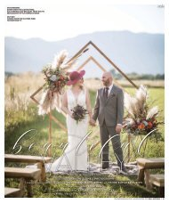"Real Weddings Magazine's ""Beautiful Valley"" Styled Shoot - Winter/Spring 2020 - Featuring some of the Best Wedding Vendors in Sacramento, Tahoe and throughout Northern California!"