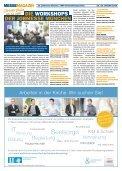 Das MesseMagazin zur 12. jobmesse münchen - Page 6