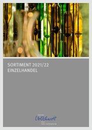 Weinkatalog 2021/22 Einzelhandel