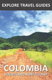 Colombia Expolre Travel Guides