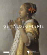 Leseprobe: Gemäldegalerie - 200 Meisterwerke der Europäischen Malerei