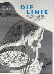 Leseprobe: Die Linie - Beispiele aus der künstlerischen Lehre