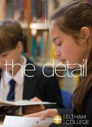 Eltham College Senior School Guide 2020