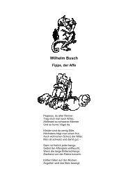 Wilhelm Busch Fipps, der Affe - literaturtipps.eu