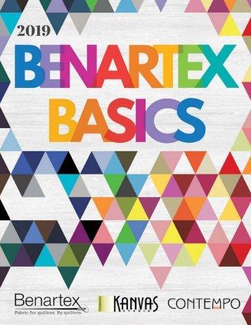 Benartex Basics 2019