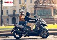 2020 Yamaha Roller Urban-Mobility