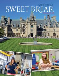 Sweet Briar College Magazine - Fall 2019