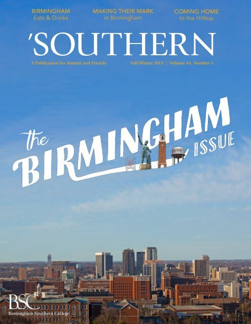 'Southern Winter 2019