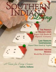 Southern Indiana Living NovDec 2016