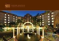 Safari Hotels Brochure