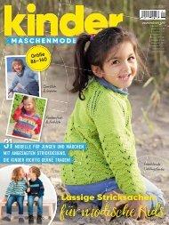 Kinder Maschenmode Nr. 1/2020