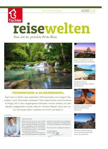 Tischler Reisewelten 01|20