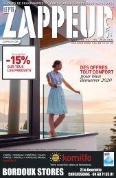 Le P'tit Zappeur - Carcassonne #434