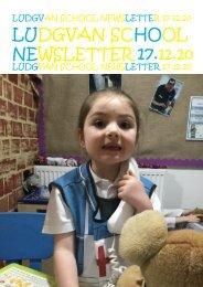Newsletter 8 - 15.01.20