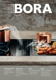 BORA Magazine 02|2019 – Polish
