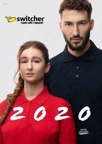 Switcher Catalog 2020