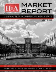Quarterly Market Report: Q2 2017