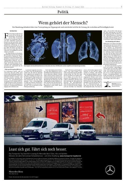 Berliner Zeitung 17.01.2020